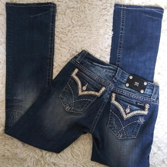 Miss Me Denim - NWOT Miss Me bootcut jeans size 28